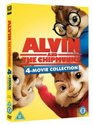 Alvin And The Chipmunks 1-4