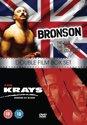 double film box -     Bronson - the Krays -