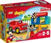 LEGO DUPLO Mickey's Werkplaats - 10829