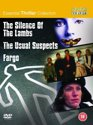 Essential Thriller collection -  Silence of the lambs + the Usual Suspects + Fargo