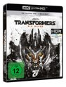 Transformers - Revenge Of The Fallen (2009) (Ultra HD Blu-Ray & Blu-Ray)