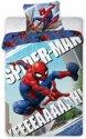 Dekbedovertrek Spider-Man Yeeeeaaaaah - 140x200cm + 1 Kussensloop