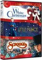 White Christmas / Little Prince / Scrooge