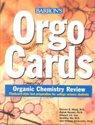 Afbeelding van het spelletje Orgocards: Organic Chemistry Review