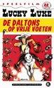 Lucky Luke - Daltons op Vrije Voeten