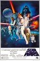 Reinders Poster Star Wars - one sheet b - Poster - 61 Ã? 91,5 cm - no. 19813