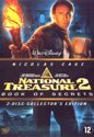 NATIONAL TREASURE BOOK SECRETS 2-DVD NL