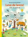Lente - kijk- en zoekboek - leve de lente!