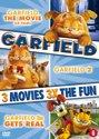 Garfield 1 t/m 3