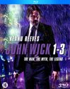 John Wick 1 + 2 + 3 (3 movie Blu-Ray Boxset)