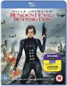Resident Evil: Retribution Blu-ray (IMPORT)
