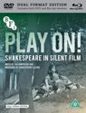 Play On! Shakespeare In Silent Film (DVD + Blu-ray) (import)