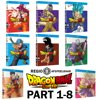Dragonball Blu-ray Super Dragon ball 1 t/m 8 Bluray ( Levertijd 3 weken ! )
