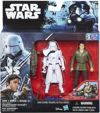 Star Wars Rogue One Snowtrooper Officer & Poe Dameron Action Figures