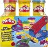 Play-Doh Pretfabriek - Fun Factory met 3 extra potjes - Klei