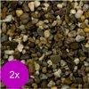 Vdl aquariumgrind middel 1-2 mm - 2 st à 10 KG