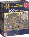 Jan van Haasteren - Vang de muis - Puzzel - 500 stukjes