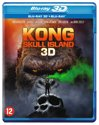 Kong : Skull Island (Limited Edition Steelbook 3D+2D Blu-ray)