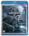 Jurassic World (3D + 2D Blu-ray)