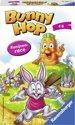 Afbeelding van het spelletje Ravensburger Bunny Hop Konijnenrace