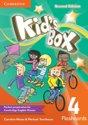 Afbeelding van het spelletje Kid's Box Level 4 Flashcards (pack of 103)