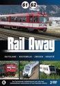 Rail Away 61, 62 - Duitsland - Oostenrijk - Zweden - Kroatie