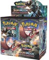 Afbeelding van het spelletje Pokemon Kaarten TCG Sun & Moon Burning Shadows Booster Box Display (36 Booster packs)