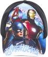 Avengers - Cap - Zwart- 54 CM