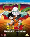 Dragon Ball Z Movie Collection 1: Dead Zone / The World's Strongest - DVD/Blu-ray Combo