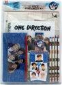 One Direction Stationery Set 11 delig