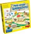 Afbeelding van het spelletje Spiel - Mein erster Spieleschatz - Die grosse HABA-Spielesammlung (Duits) = Frans 4686 - Nederlands 4687