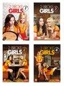 2 Broke Girls Complete Serie 1-4