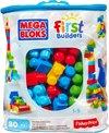 Mega Bloks First Builders 80 Maxi blokken met tas