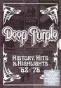 Deep Purple - History Hits & Highlights 1968 - 1976