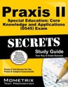 Afbeelding van het spelletje Praxis II Special Education Core Knowledge and Applications (5354) Exam Secrets Study Guide