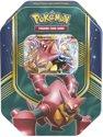 Afbeelding van het spelletje Pokémon TCG Fall Tin Battle Heart Volcanion-EX