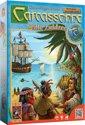 Afbeelding van het spelletje Carcassonne - Stille Zuidzee - Kaartspel