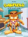 Garfield maakt zich er meester van