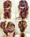 Goudkleurige Haarsieraden
