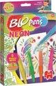 Blopens Neon Knutselpakket met Blaasstiften
