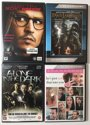 DVD Set - 4 Stuks - Secret Window, Pan's  Labyrinth, Alone in the Dark, He's just not that into you