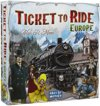 Afbeelding van het spelletje Ticket to Ride Europe - Bordspel