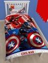 Captain America Dekbedovertrek Civil War