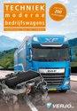 VERJO RV1 - Techniek moderne bedrijfswagens incl. remschema
