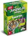 Afbeelding van het spelletje Junglelife Weetjeskwartet - Kaartspel