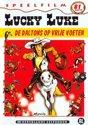 Lucky luke-de daltons op vrije voeten
