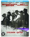 The Magnificent Seven (2016) (Steelbook) (Blu-ray)