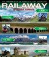 Rail Away - Steam Away 1