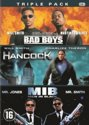 Bad Boys/Hancock/Men In Black