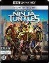 Teenage Mutant Ninja Turtles (2014) (4K Ultra HD Blu-ray)